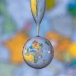 Raimon Panikkar, l'acqua della goccia, la creazione illusoria della realtà